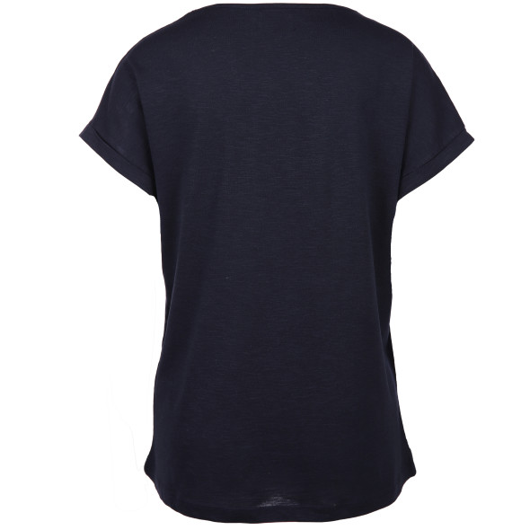 Damen Shirt unifarben