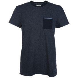 Herren Pique Shirt mit kleiner Brusttasche