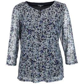 Damen Shirtbluse im Alloverprint