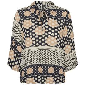 Vero Moda VMANNA 3/4 TOP WVN GA Bluse