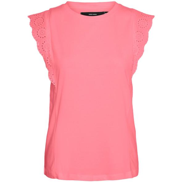 Vero Moda VMHOLLYN SS TOP JRS G Shirt