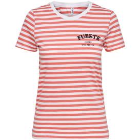 Only ONLKITA LIFE REG S/S T-shirt