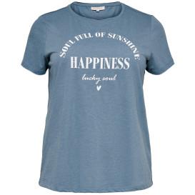 Only Carmakoma CARDIA LIFE SS REG T-Shirt