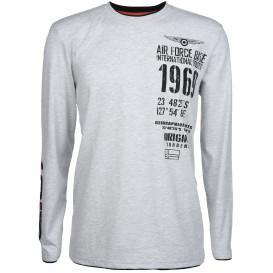 Herren Shirt in 2in1 Optik
