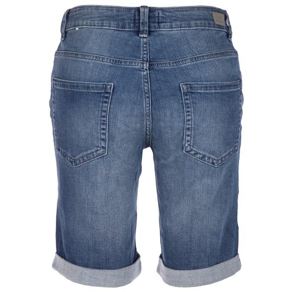 Damen Jeans Bermuda in Slim Fit