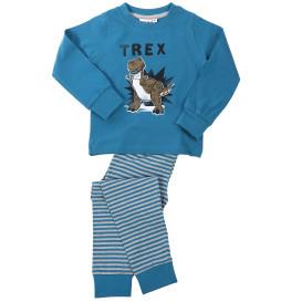 Jungen Pyjama mit Dinoprint
