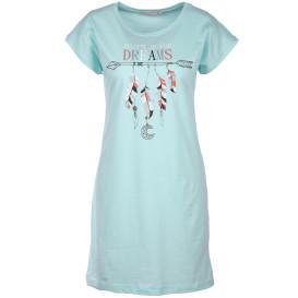 Damen Nachthemd mit Frontprint