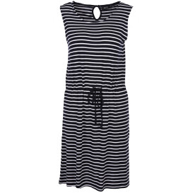 Damen Kleid mit Streifen