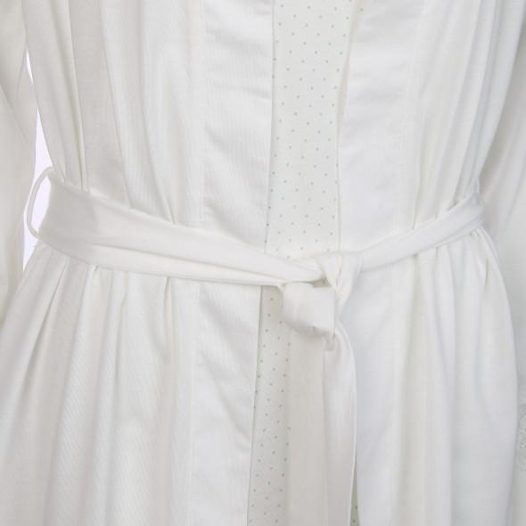 Damen Nachthemd mit Morgenmantel
