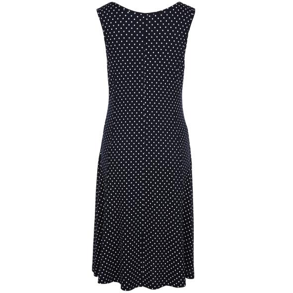 Damen Kleid im Punktelook