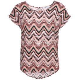 Mädchen Bluse mit Muster