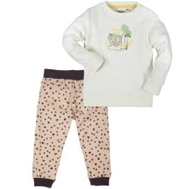 Baby Pyjama Set bestehend aus Pullover und langer Hose
