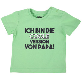 Baby Jungen Shirt mit Frontprint