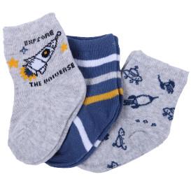 Jungen Socken im 3er Pack