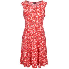 Damen Sommerkleid im Allover-Blumenprint