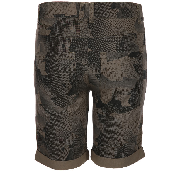 Jungen Shorts mit Alloverprint