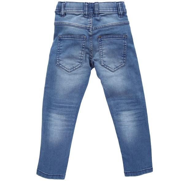 Jungen Jeans mit Bindekordel