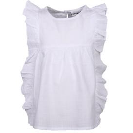 Mädchen Bluse ohne Ärmel