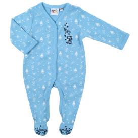 Baby Pyjama mit Alloverprint