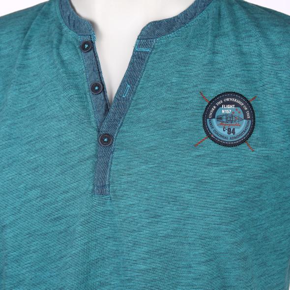 Herren Henley Shirt