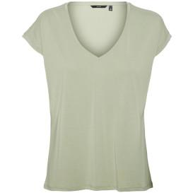 Vero Moda  VMFILLI SS V-NECK TEE T-Shirt