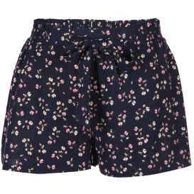 Damen Shorts mit floralem Alloverprint