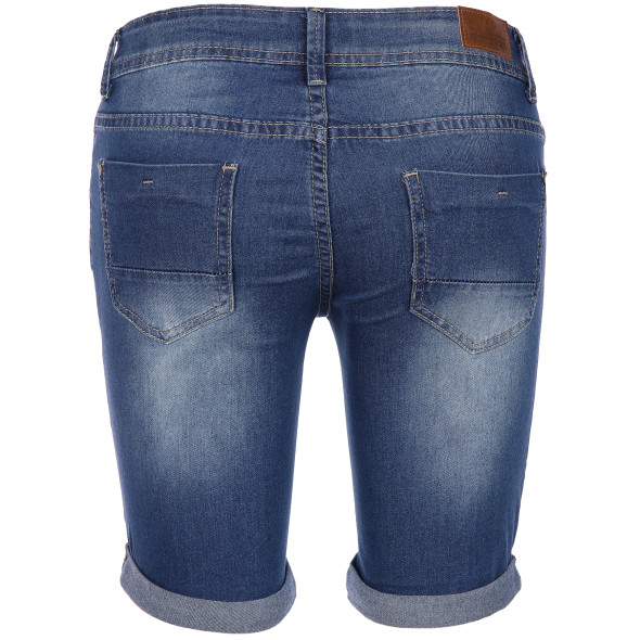 Jeans Shorts mit schöner Waschung