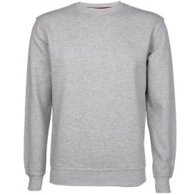 Herren Sweatshirt unifarben