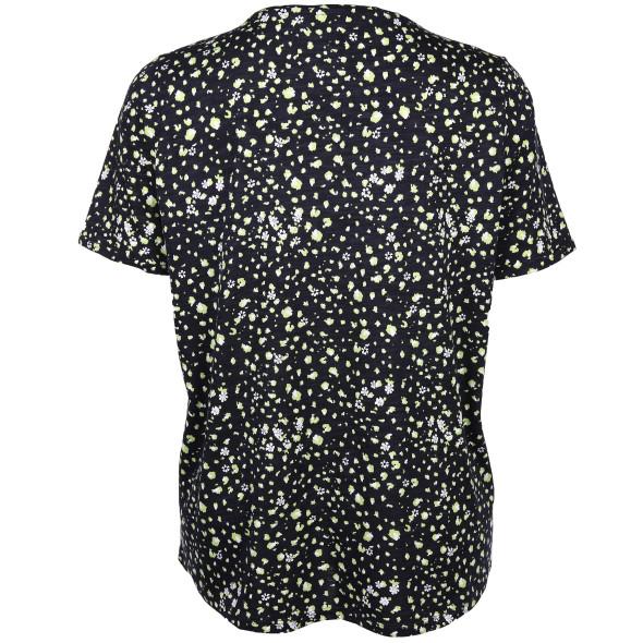 Große Größen Shirt mit Alloverprint