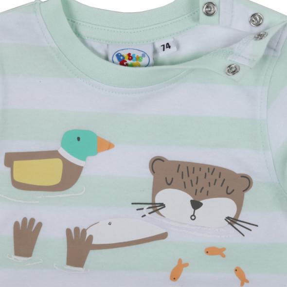 Baby Jungen T-Shirt mit Motiv