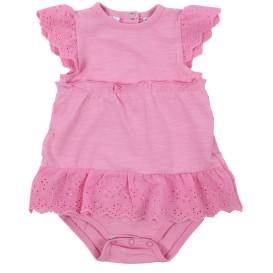Baby Mädchen Body mit Überkleid