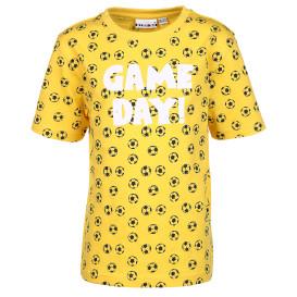 Jungen Shirt mit Alloverprint