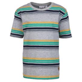 Jungen Shirt mit Streifen