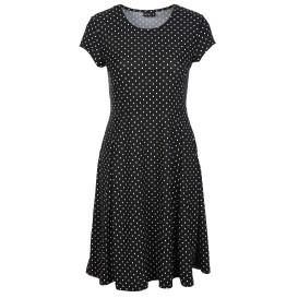 Damen Jerseykleid im Alloverprint