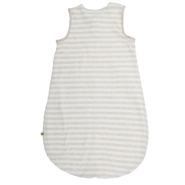 Baby Schlafsack mit Streifen und Print