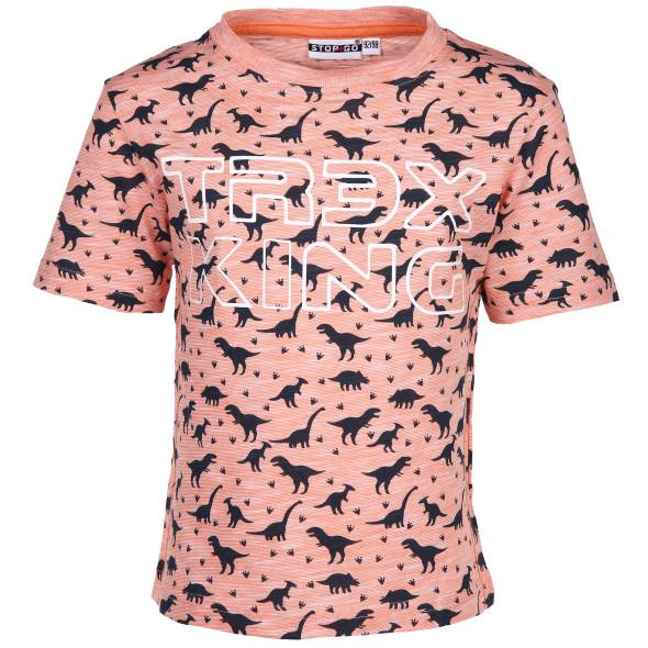 Jungen T-Shirt mit Dinos