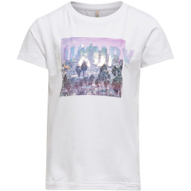 Kids Only KONLUX LIFE FIT S/S T Shirt