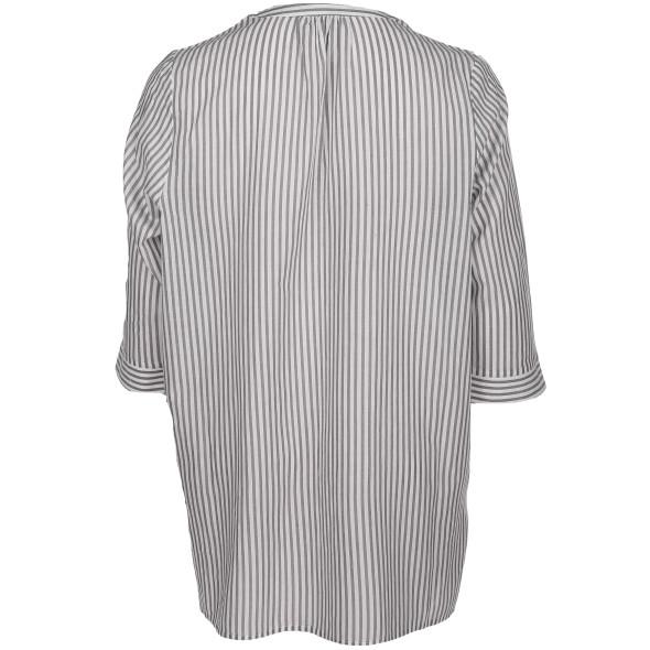 Damen Bluse mit Streifen