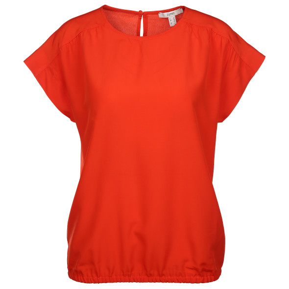 Damen Blusenshirt mit Gummizug