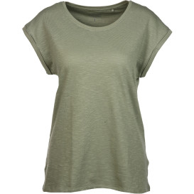 Damen Shirt mit zarten Streifen