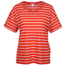 Damen T-Shirt im Streifenlook