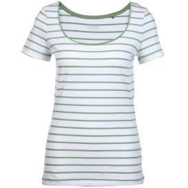 Damen T-Shirt im Ringellook