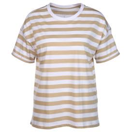 Damen Shirt im Ringel-Look