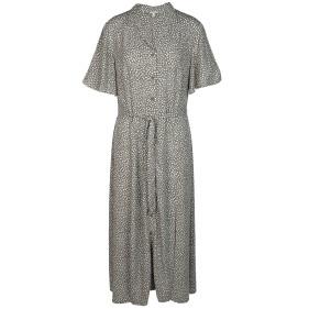 Damen Kleid in Maxilänge