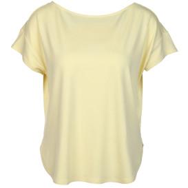 Damen Shirt mit Bindeband im Rücken