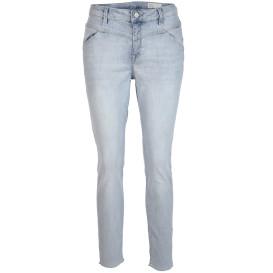 Damen Jeans in heller Waschung