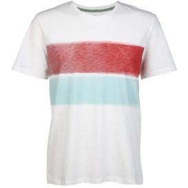 Herren Shirt im Wasserfarbenprint