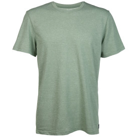 Herren Shirt in melierter Optik