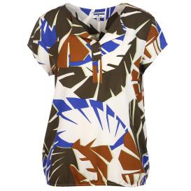 Damen Blusenshirt im Alloverprint