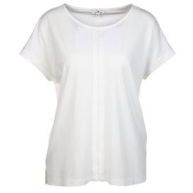 Damen Shirt mit Zierfalte